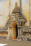 Bagan Gawdawpalin寺庙,缅甸 免版税库存照片