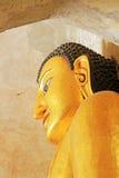 Bagan Gawdawpalin Temple Buddha Image, Myanmar Fotos de archivo