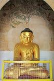 Bagan Gawdawpalin Temple Buddha Image, Myanmar Fotos de archivo libres de regalías