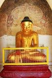 Bagan Gawdawpalin Temple Buddha Image, Myanmar Fotografía de archivo libre de regalías