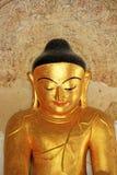 Bagan Gawdawpalin Temple Buddha Image, Myanmar Imagen de archivo