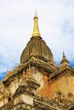 Bagan Gawdawpalin Temple, Myanmar Foto de archivo