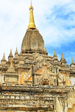 Bagan Gawdawpalin Temple, Myanmar Stock Photography