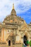Bagan Gawdawpalin Temple, Myanmar Stock Images