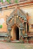 bagan htilominlo Myanmar świątynia Obraz Stock
