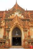 bagan htilominlo Myanmar świątynia Obraz Royalty Free