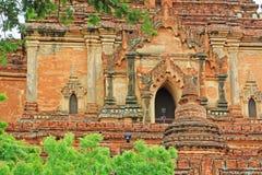 bagan htilominlo Myanmar świątynia Zdjęcia Royalty Free