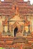 bagan htilominlomyanmar tempel Arkivfoto