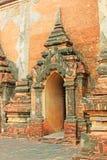bagan htilominlomyanmar tempel Royaltyfria Bilder