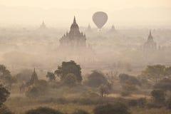 Świątynie w Bagan Zdjęcia Stock
