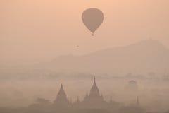 Bagan. The landscape of Bagan,Myanmar Royalty Free Stock Photos