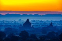 Bagan photos stock