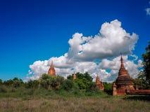 Bagan, Myanmar Fotos de Stock Royalty Free