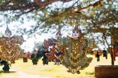 bagan Myanmar στοκ εικόνα