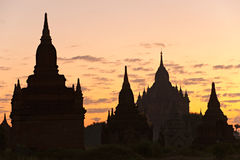 Bagan, Myanmar. Royalty Free Stock Photo