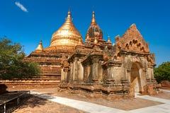 Bagan, Myanmar. Images libres de droits