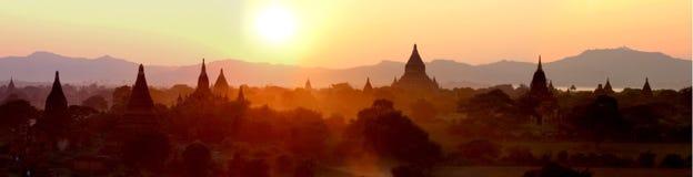 Bagan Myanmar Fotografía de archivo libre de regalías