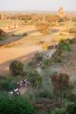 Bagan, Myanmar Stockbild