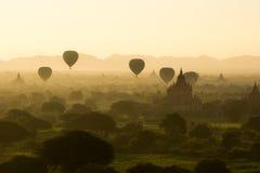 Bagan Myanmar Photos libres de droits