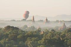 bagan Myanmar Fotografia Royalty Free