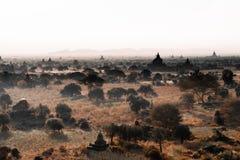 Bagan Myanmar Fotografie Stock