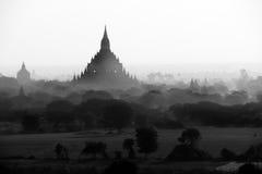 Bagan Myanmar Immagine Stock