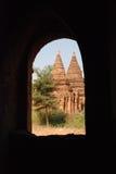 bagan myanmar Стоковая Фотография