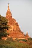 Bagan Myanmar. Temple in Bagan  Myanmar (Burma Stock Photography