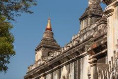 Bagan, Myanmar Royalty-vrije Stock Afbeelding