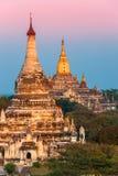 Bagan, Myanmar. Stock Photo