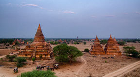 Bagan, Myanmar Stock Photography