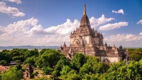 Bagan Myanmar Archeological strefa zbiory
