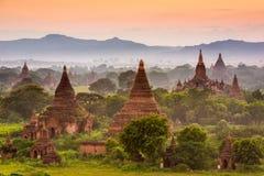 Bagan Myanmar Stock Image