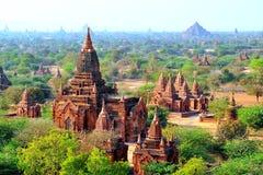 Bagan, Myanmar (Birma) zdjęcia royalty free