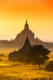 Bagan, Myanmar. Stock Photography