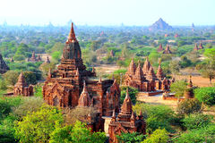 Bagan, Myanmar (Burma) Fotos de Stock Royalty Free