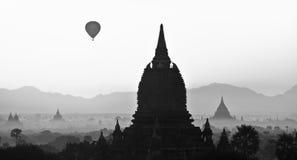 Bagan, Myanmar stock image