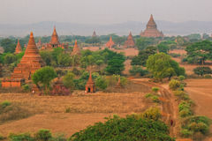 Bagan, Myanmar, Pagoda Royalty Free Stock Photo