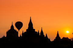 Bagan, Myanmar. Stock Photo