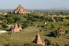 Bagan, Myanmar-Tempel in der archäologischen Zone birma Stockfotos