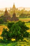 Bagan, Myanmar. Stock Images