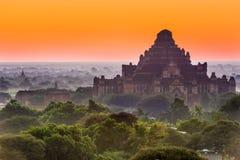 Bagan, Myanmar Temples Stock Images