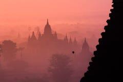Bagan, Myanmar Stock Photography