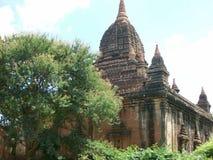 Bagan nach Myanmar Stockbild