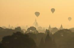 Bagan pagoda,Myanmar Stock Photo