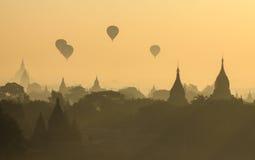 Bagan pagoda,Myanmar Stock Photos