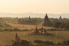 Bagan pagoda,Myanmar Stock Image