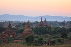 Bagan pagoda,Myanmar Royalty Free Stock Images