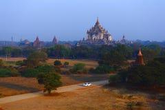bagan pagodas Стоковые Фотографии RF