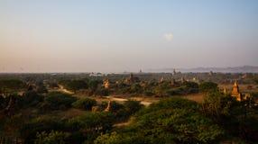 Bagan Pagoden Stockfotografie